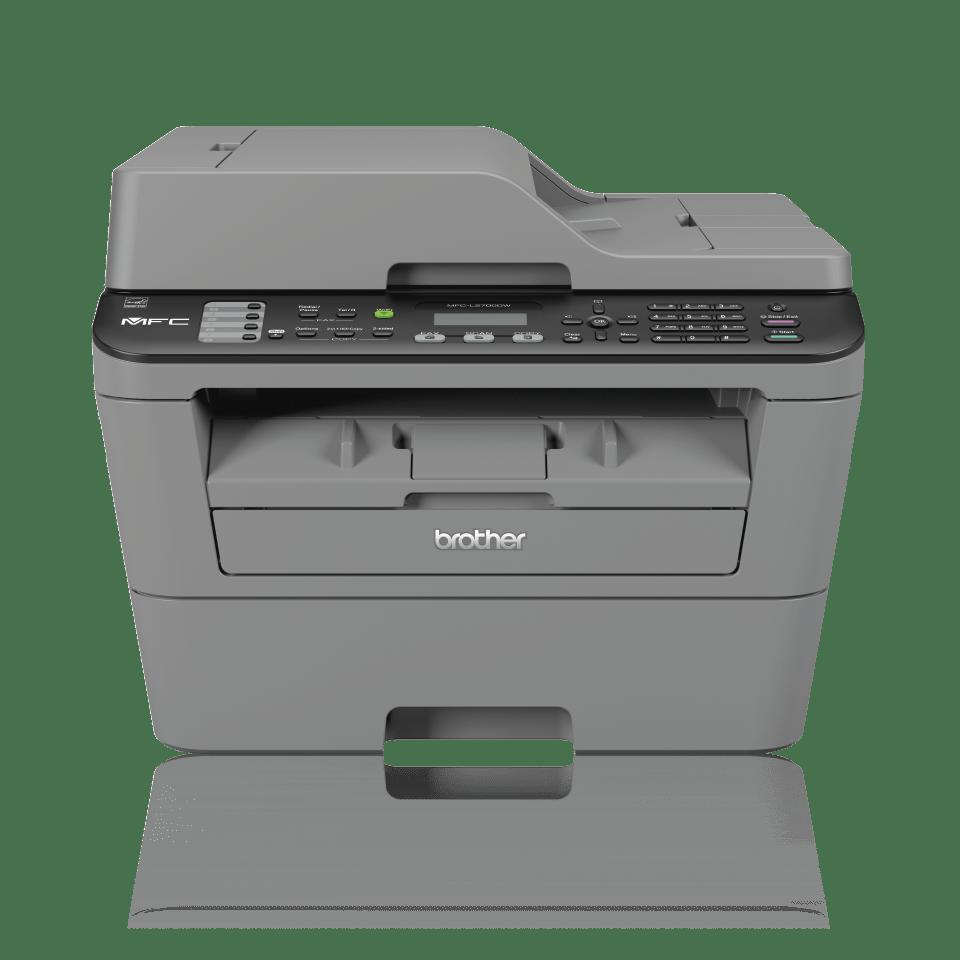 Impressora multifunções laser monocromático MFC-L2700DW, Brother