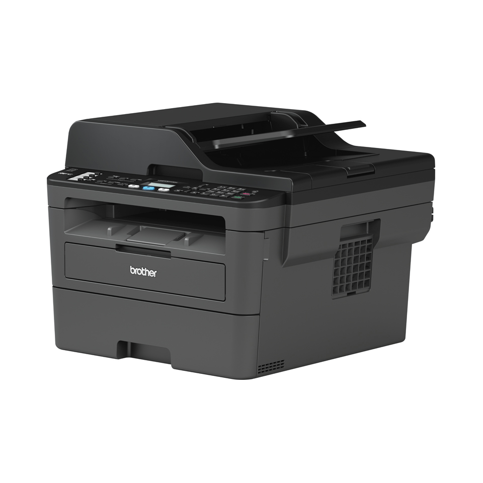 Compact Wireless 4-in-1 Mono Laser Printer - Brother MFC-L2710DN