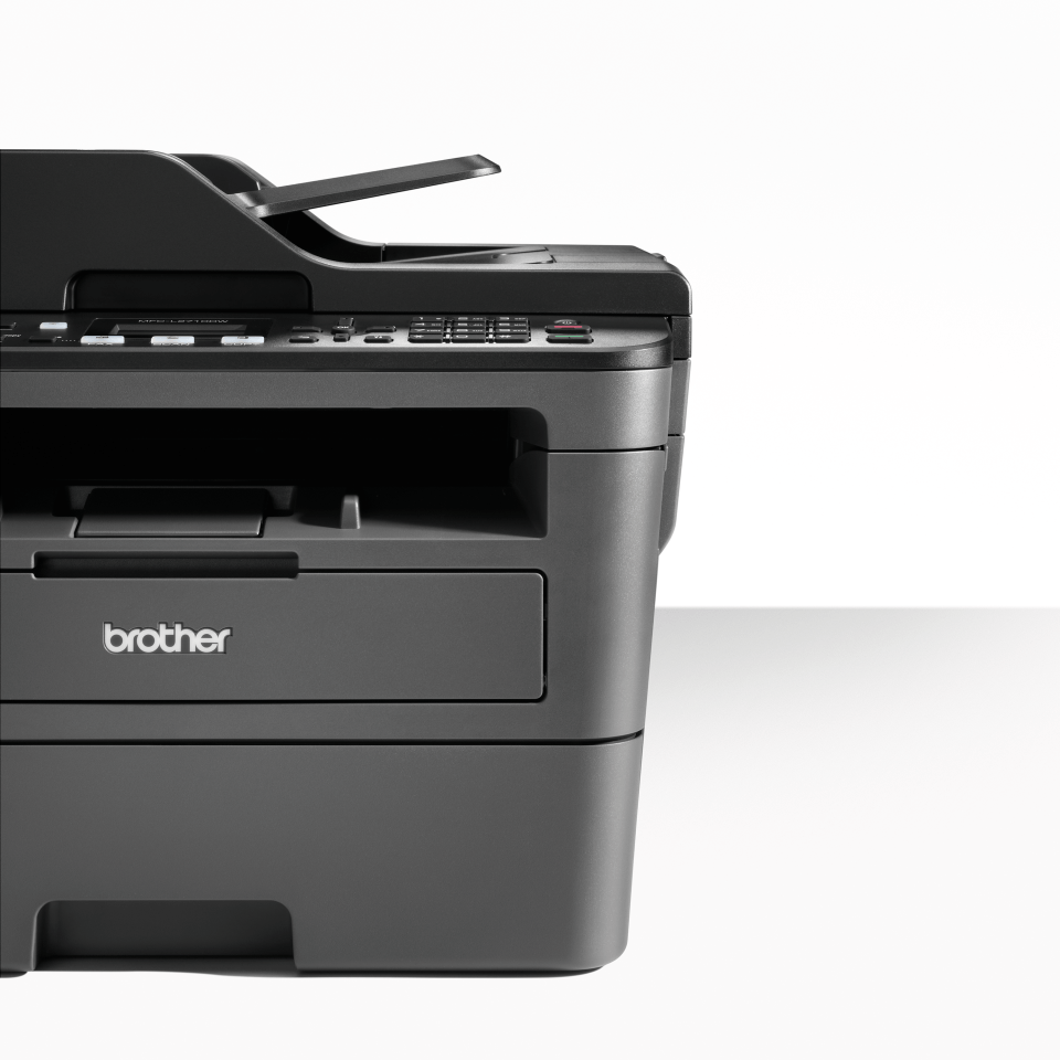 MFC-L2710DW imprimante laser multifonctions wifi noir et blanc 4