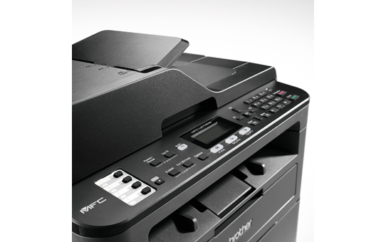 MFC-L2710DW  Imprimante multifonction 4-en-1 laser monochrome WiFi 4