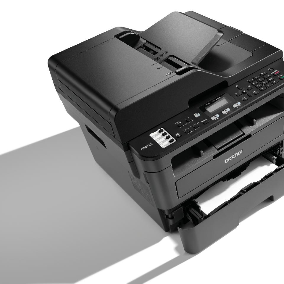 MFC-L2710DW imprimante laser multifonctions wifi noir et blanc 6