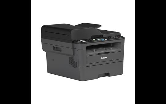MFC-L2710DW imprimante laser multifonctions wifi noir et blanc 3