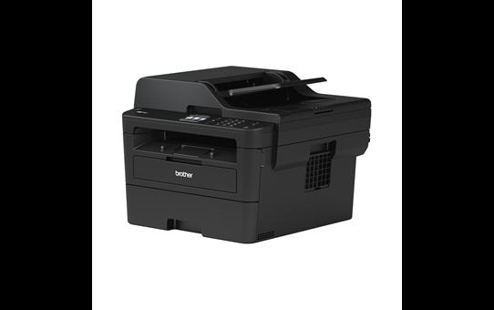 Brother MFCL2730DW kompakt multifunksjon sort-hvitt laserskriver med kablet og trådløst nettverk 2