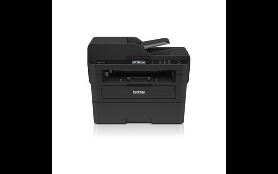 MFC-L2730DW imprimante laser multifonctions wifi noir et blanc