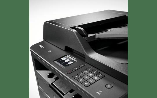 MFC-L2750DW Imprimante multifonction 4-en-1 laser monochrome WiFi et NFC 3