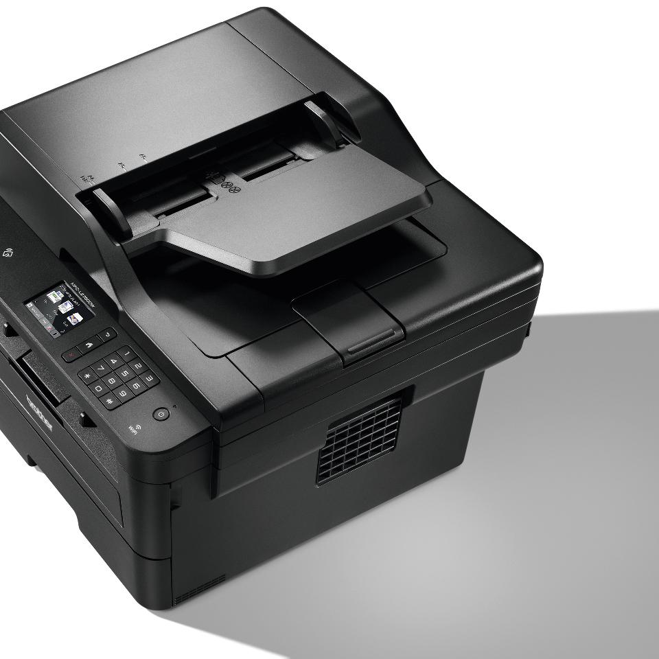 MFC-L2750DW imprimante laser multifonctions wifi noir et blanc 5