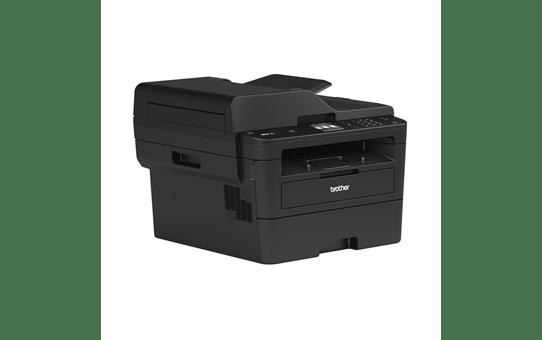 MFC-L2750DW imprimante laser multifonctions wifi noir et blanc 3