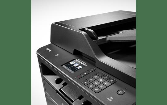 MFC-L2752DW Imprimantă multifuncțională 4-în-1 laser mono compactă cu rețea wireless & cu fir 6