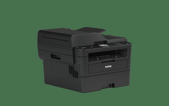 MFC-L2752DW Imprimantă multifuncțională 4-în-1 laser mono compactă cu rețea wireless & cu fir 3