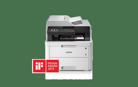 MFC-L3710CW Imprimante multifonction 4-en-1 laser couleurWiFi  6