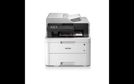 MFC-L3710CW Imprimante multifonction 4-en-1 laser couleurWiFi  5