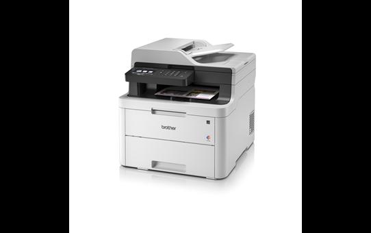 MFC-L3710CW Imprimante multifonction 4-en-1 laser couleurWiFi