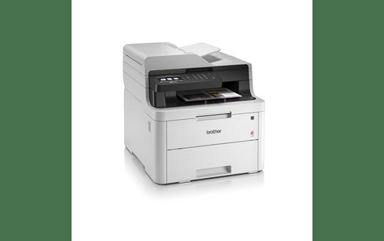MFC-L3710CW Imprimante multifonction 4-en-1 laser couleurWiFi  2
