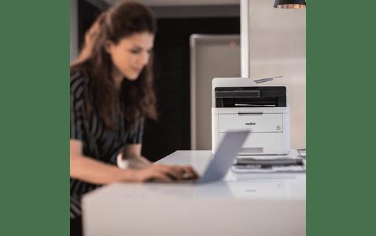 MFC-L3730CDN Imprimante multifonction 4-en-1 laser couleur Réseau  3