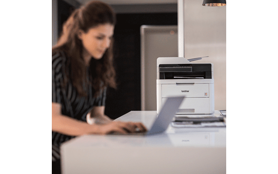 MFC-L3730CDN 4-in-1 networked colour LED laser printer 4