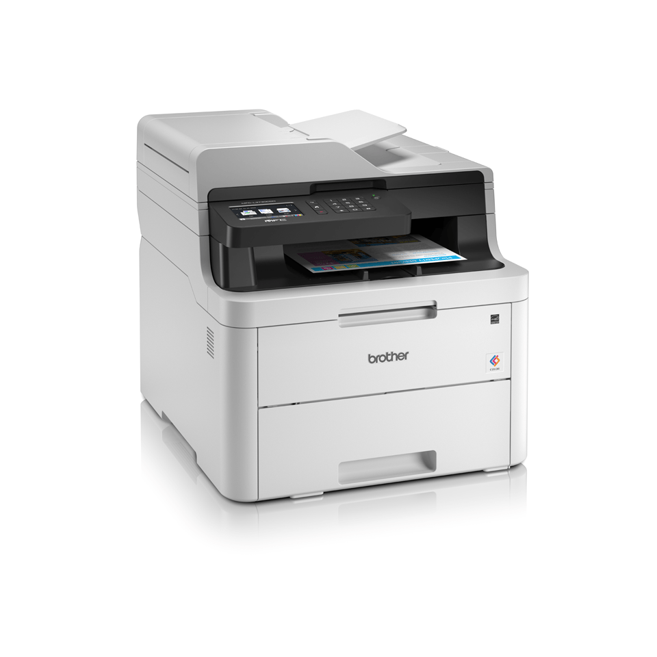 MFC-L3730CDN All-in-one kleurenledprinter 3