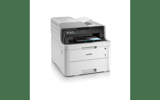 MFC-L3730CDN Imprimante multifonction 4-en-1 laser couleur Réseau  2