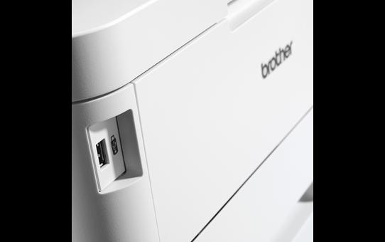 MFC-L3750CDW Imprimante multifonction 4-en-1 laser couleur WiFi  4