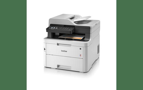 MFC-L3750CDW Imprimante multifonction 4-en-1 laser couleur WiFi  2
