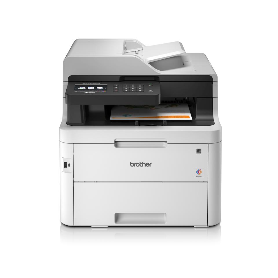 MFC-L3750CDW All-in-one draadloze kleurenledprinter