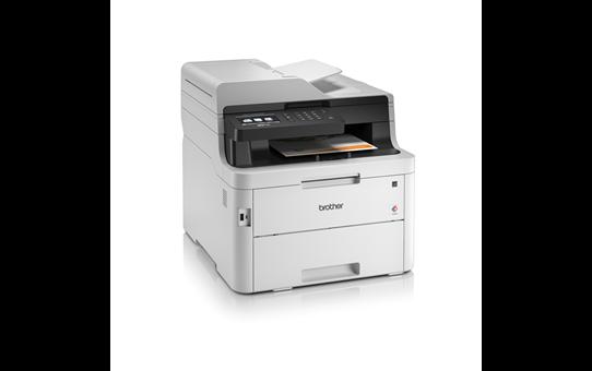 MFC-L3750CDW Imprimante multifonction 4-en-1 laser couleur WiFi  3
