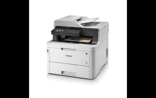 MFC-L3770CDW Imprimante multifonction 4-en-1 laser couleur WiFi et NFC