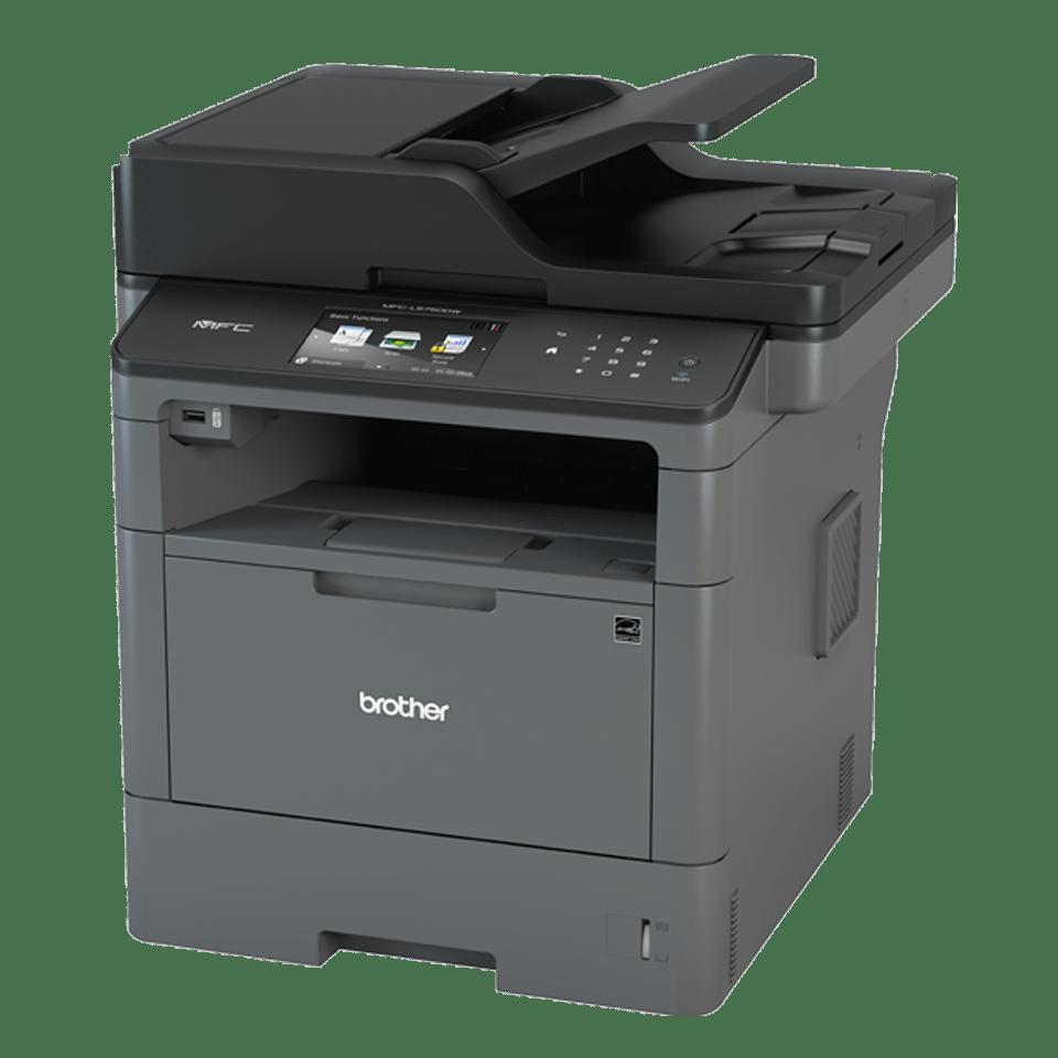 MFC-L5750DW Wireless Mono Laser Printer 2