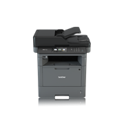 MFCL5750DW front view with BLI Line of the Year logo