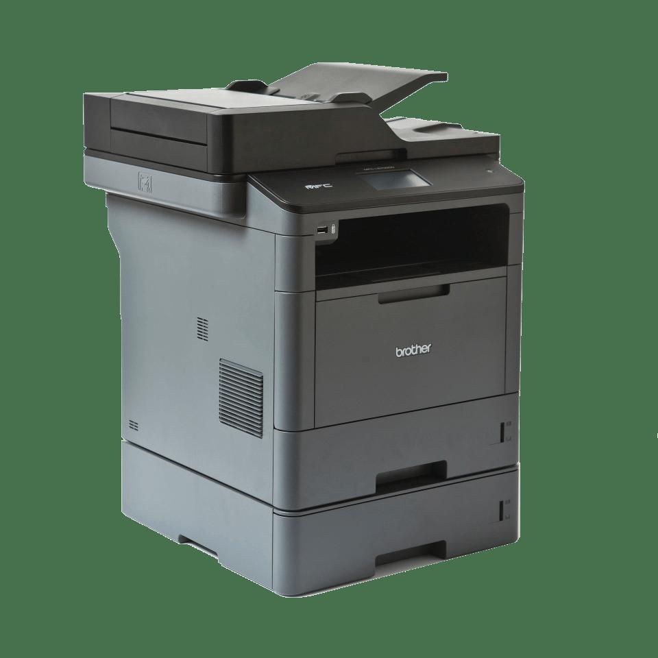 Impressora laser monocromatica MFC-L5750DWLT, Brother