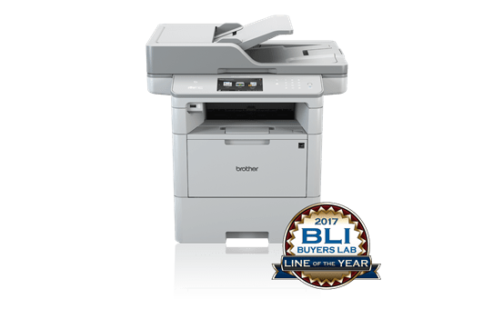 MFC-L6800DW all-in-one laserprinter