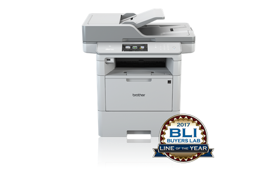 MFC-L6800DW professionele all-in-one wifi laserprinter