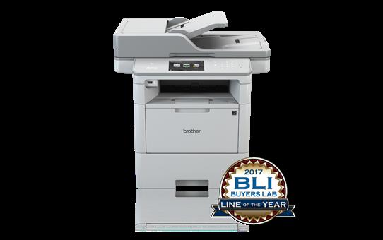 MFC-L6800DW Imprimante professionnelle multifonction 4-en-1 laser monochrome WiFi et NFC