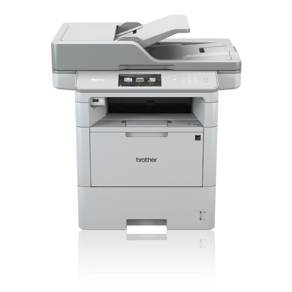 Brother MFC-L6900DW Frontansicht