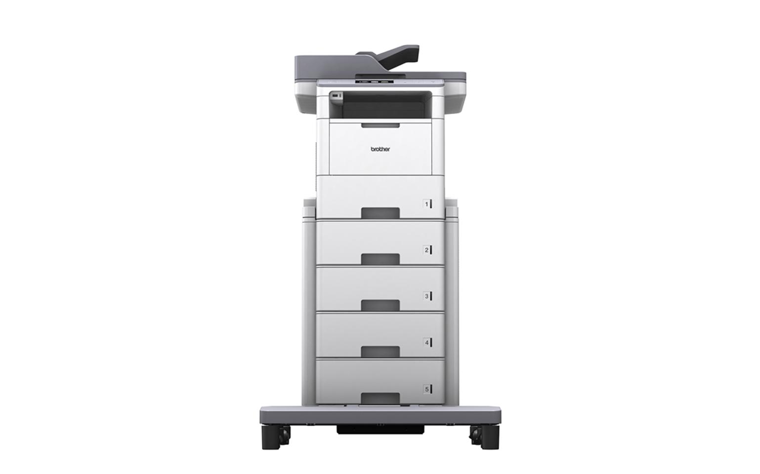 MFC-L6900DW Wireless Mono Laser Printer 4
