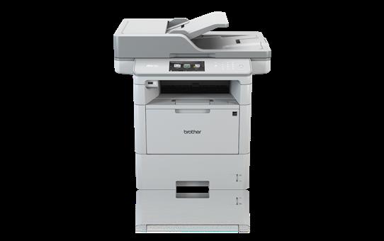 MFC-L6900DW Imprimante professionnelle multifonction 4-en-1 laser monochrome WiFi et NFC 3