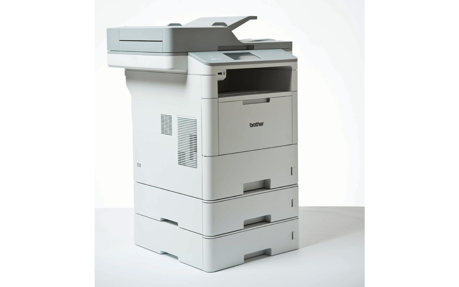 MFC-L6900DWT Wireless Mono Laser Printer 4