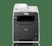 Impressora Multifunções Laser Monocromática MFC-L8650CDW, Brother