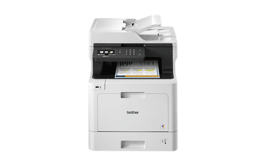 MFC-L8690CDW imprimante laser couleur wifi multifonctions professionnel 4