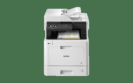 MFC-L8690CDW - Професионално цветно лазерно мултифункционално устройство  4