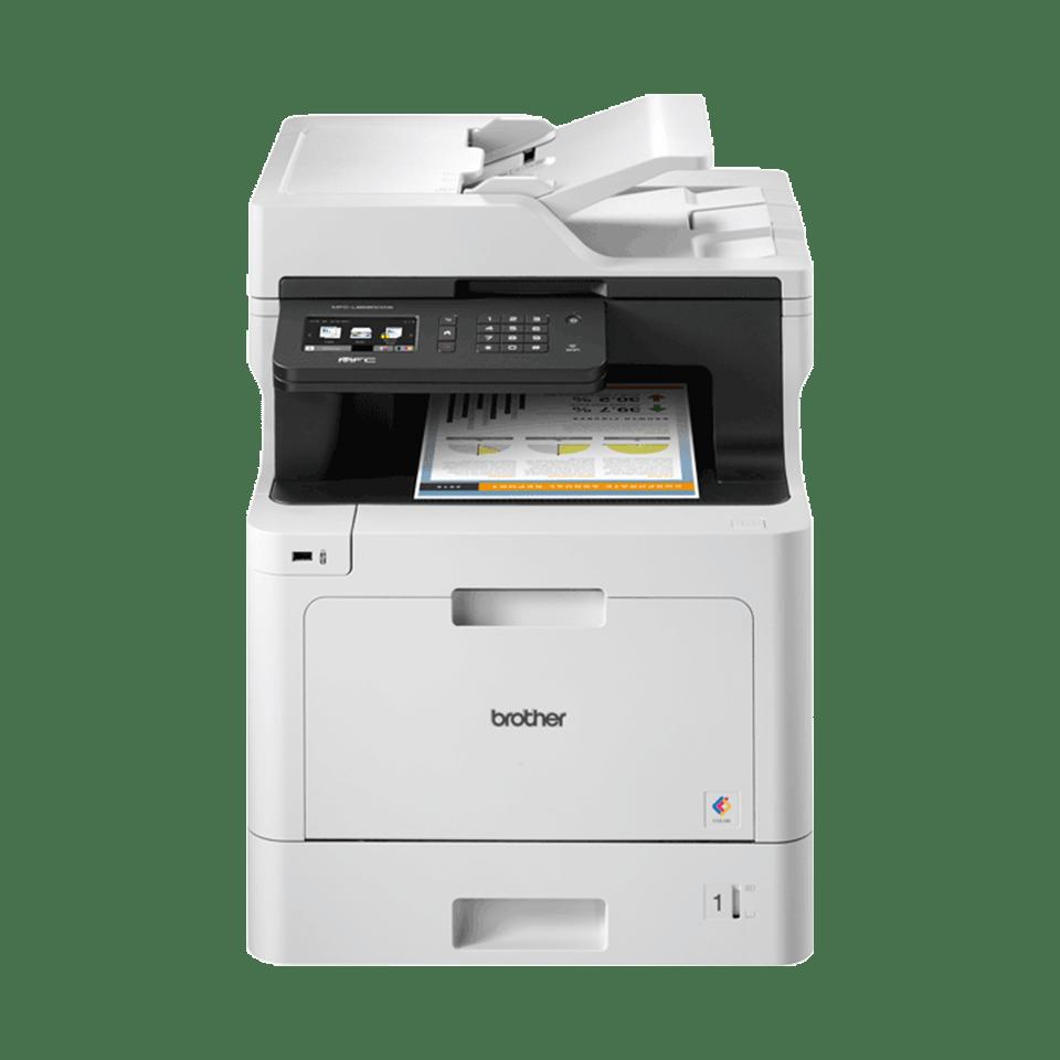MFC-L8690CDW imprimante laser couleur wifi multifonctions professionnel 8