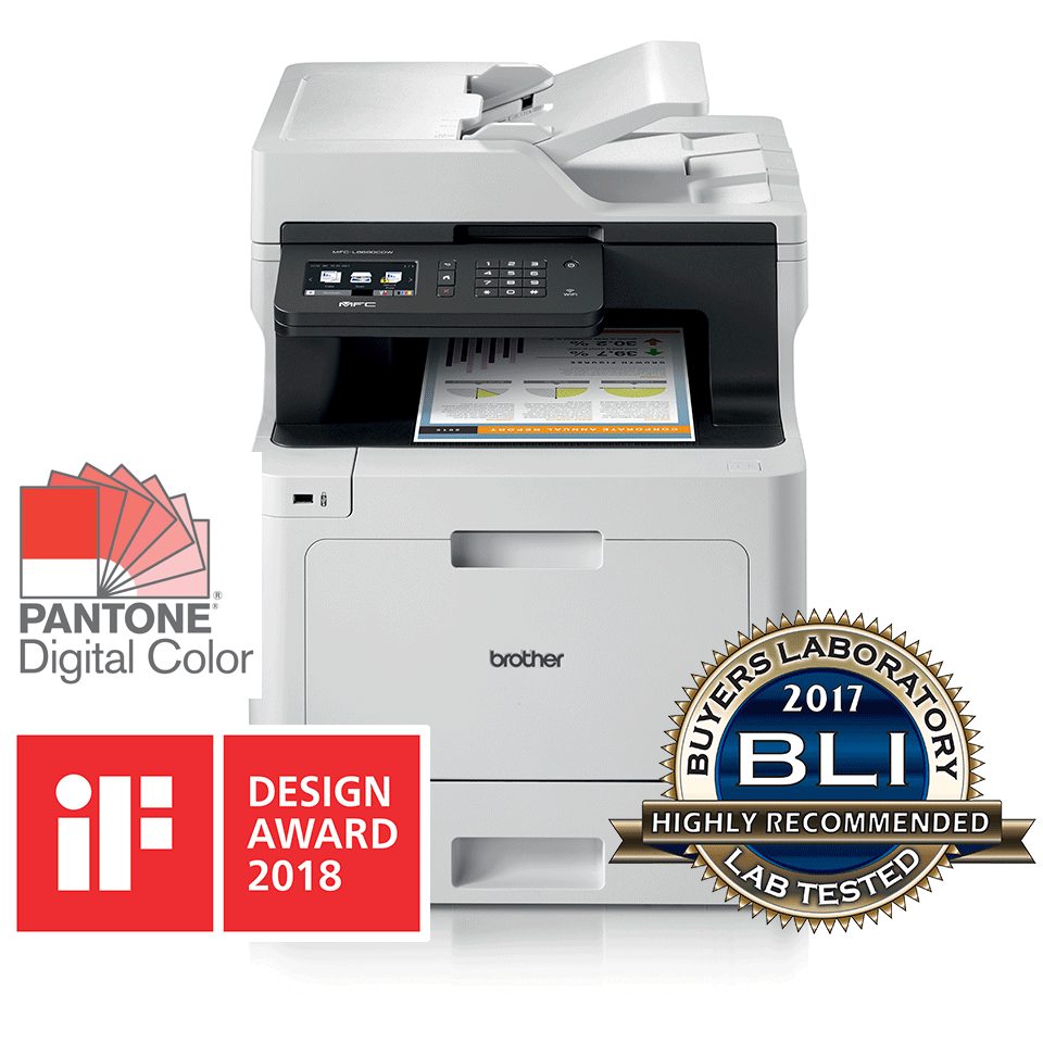 MFC-L8690CDW Colour All-in-One + Duplex and Wireless 3