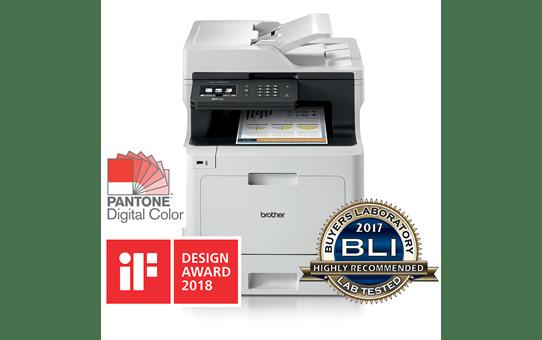 MFC-L8690CDW imprimante laser couleur wifi multifonctions professionnel 3