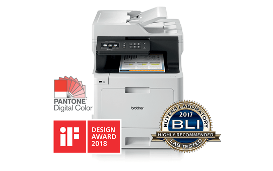 MFC-L8690CDW laserski višenamjenski uređaj u boji s faksom te obostranim i bežičnim ispisom 3