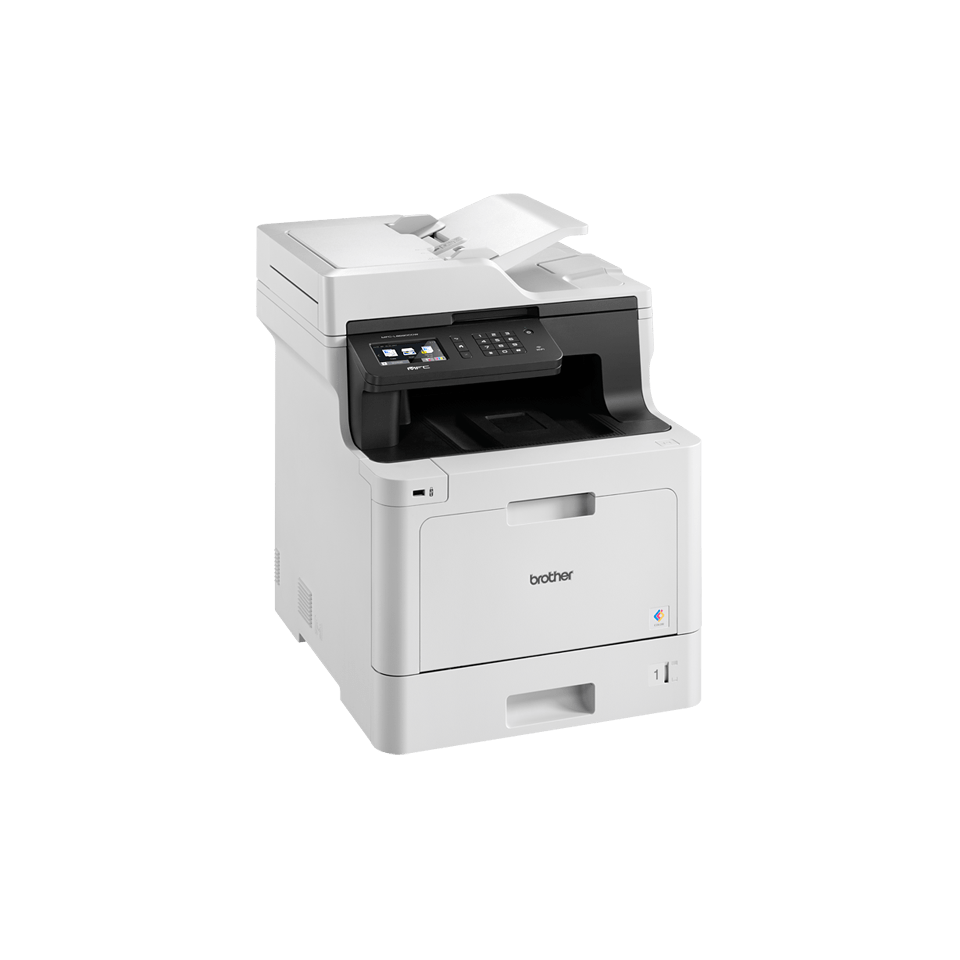 MFC-L8690CDW Wireless Colour Laser Printer 2