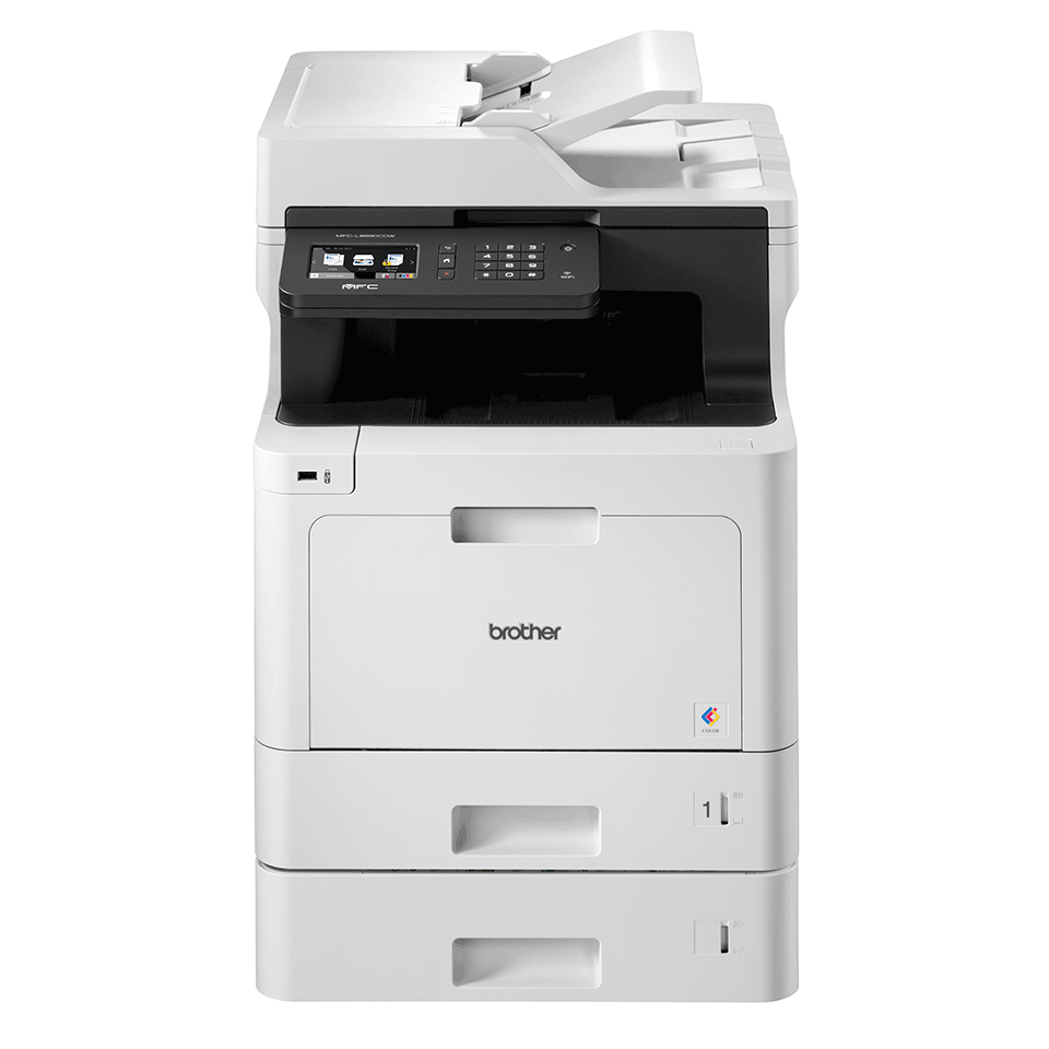 Impresora multifunción láser color MFC-L8690CDWLT, Brother