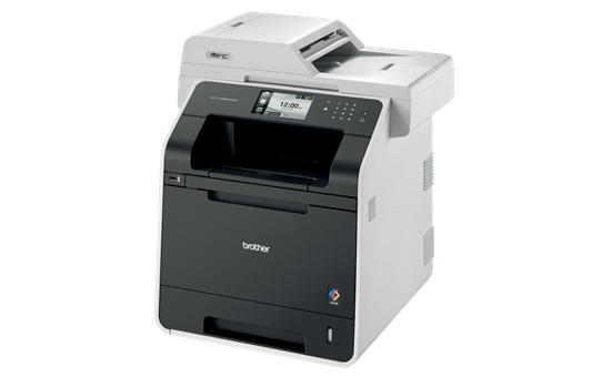 MFC-L8850CDW business all-in-one kleurenlaserprinter 2