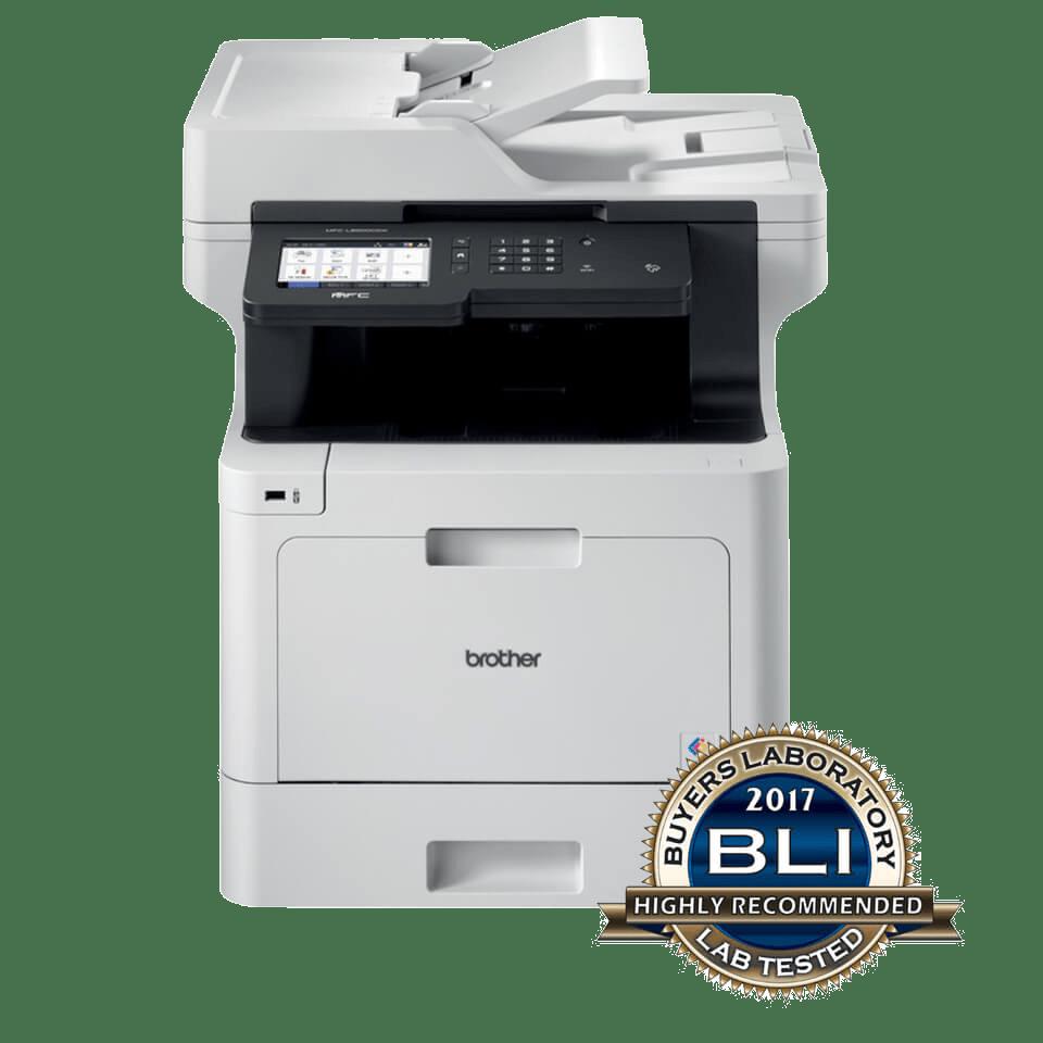 Impressora Multifunções Laser Monocromática MFC-L8900CDW, Brother