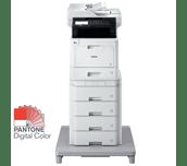 Brother MFCL8900CDWMT profesjonell multifunksjon farge laserskriver med ekstra stor papirkapasitet