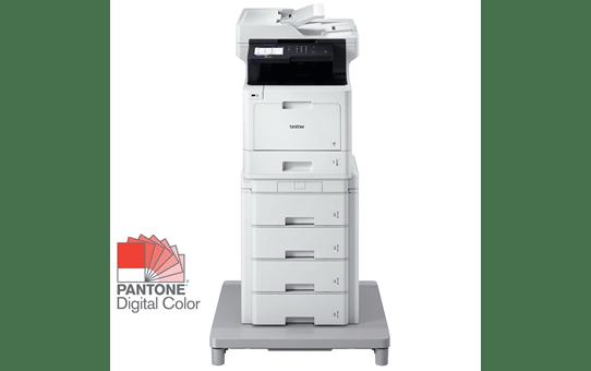 Brother MFC-L8900CDWMT spausdintuvas su bokštiniu dėklu