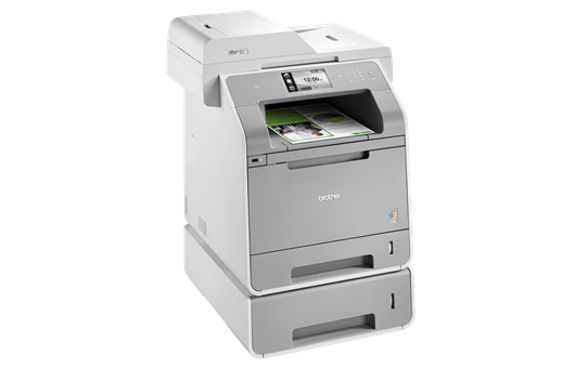 MFC-L9550CDWT business all-in-one kleurenlaserprinter 3